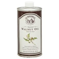 La Tourangelle Roasted Walnut Oil (6x6-500 Ml)
