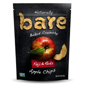 Bare Fuji Apple Chips (12x3.4 Oz)