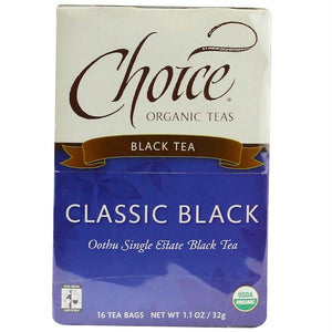 Choice Organic Black Tea Fop (1x2lb )