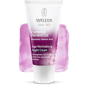 Weleda Face Evening Primrose Revitalising Night Cream (1x1 Oz)
