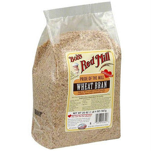 Bob's Red Mill Wheat Bran (4x20oz )