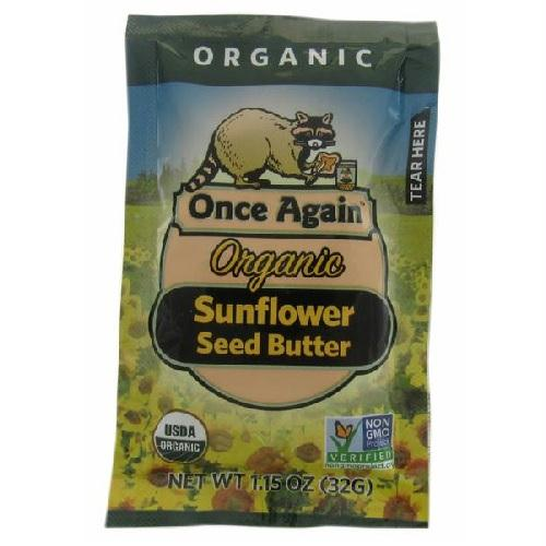 Once Again Once Again - Organic Sunflower Butter Squeeze (10x1.15 Oz)