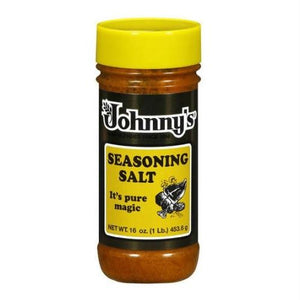 Johnny's Seasoning Salt (12x16 Oz)