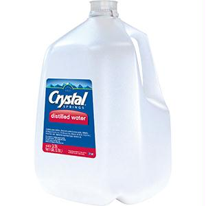 Crystal Springs Distilled Water (2x320oz )