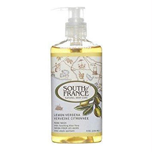 South Of France Hand Wash Lemon Verbena (1x8 Oz)
