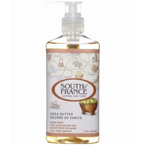South Of France Shea Butter Hand Wash (1x8 Oz)