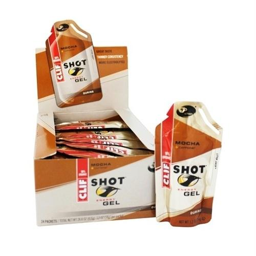 Clif Bars Shot Mocha (24x1.2oz )