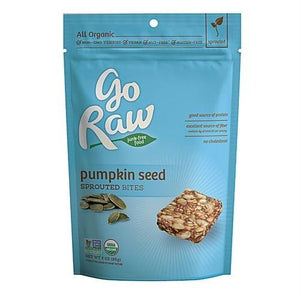 Go Raw Sprouted Pumpkin Seed Bites (12x3 Oz)