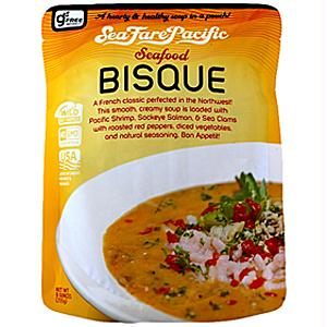 Seafare Pacific Seafood Bisque (8x9 Oz)