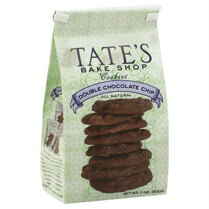 Tate's Bake Shop Double Chocolate Chip (12x7 Oz)