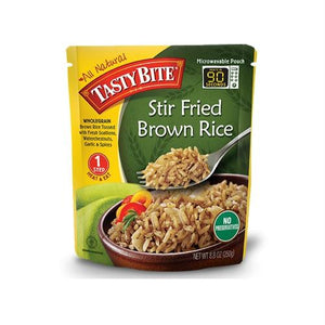 Tasty Bite Stir Fried Brown Rice (6x8.8 Oz)