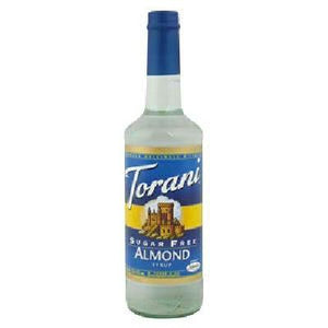 Torani Almond Coffee Syr Sf (12x25.35oz )