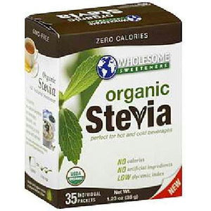 Wholesome Sweeteners Stevia 35 Ct (6x1.23oz )