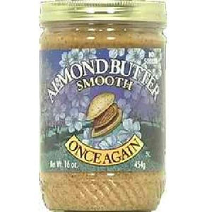 Once Again Almond Butter Smooth (12x16oz )