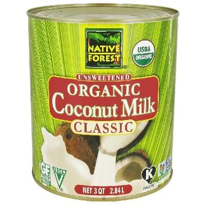 Native Forest Coconut Milk (6x96oz )