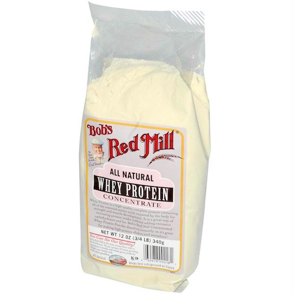 Bob's Red Mill Whey Protein Conc (4x12oz )