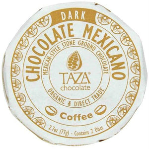 Taza Chocolate Coffee (12x2 Oz)