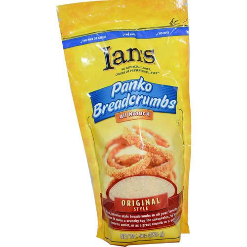 Ian's Natural Foods Panko Brdcrmbs Original (8x7oz )