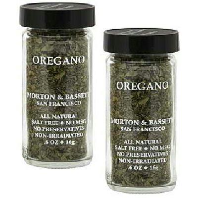 Morton & Bassett Oregano (3x0.6oz )
