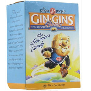 Ginger People Spr Strngth Ginger Caramel (12x4.5oz )