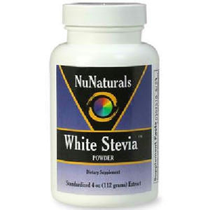 Nunaturals Stevia Powder (1x4oz )