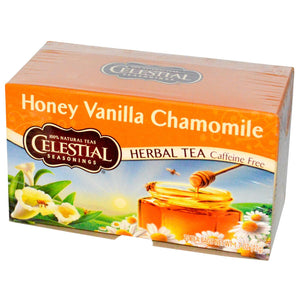 Celestial Seasonings Honey Van Chamomile Tea (6x20bag )