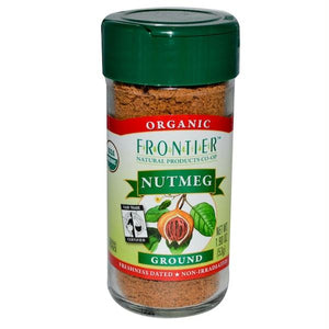 Frontier Ground Nutmeg Ft (1x1.9oz )