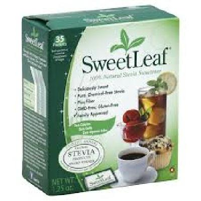 Sweet Leaf Stevia 1g-pack Et (1x35 Ct)