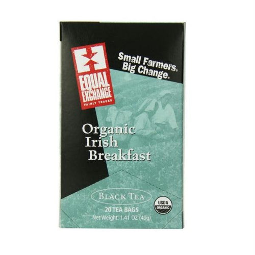 Equal Exchange Irish Breakfast (6x20 Bag)