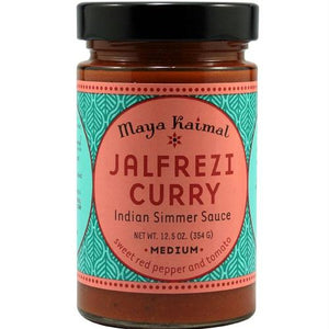 Maya Kaimal Jalfrezi Curry (6x12.5 Oz)