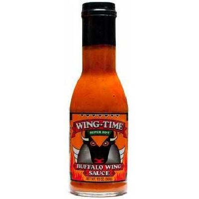 Wing Time Buff Wing Sauce Hot (12x13oz )