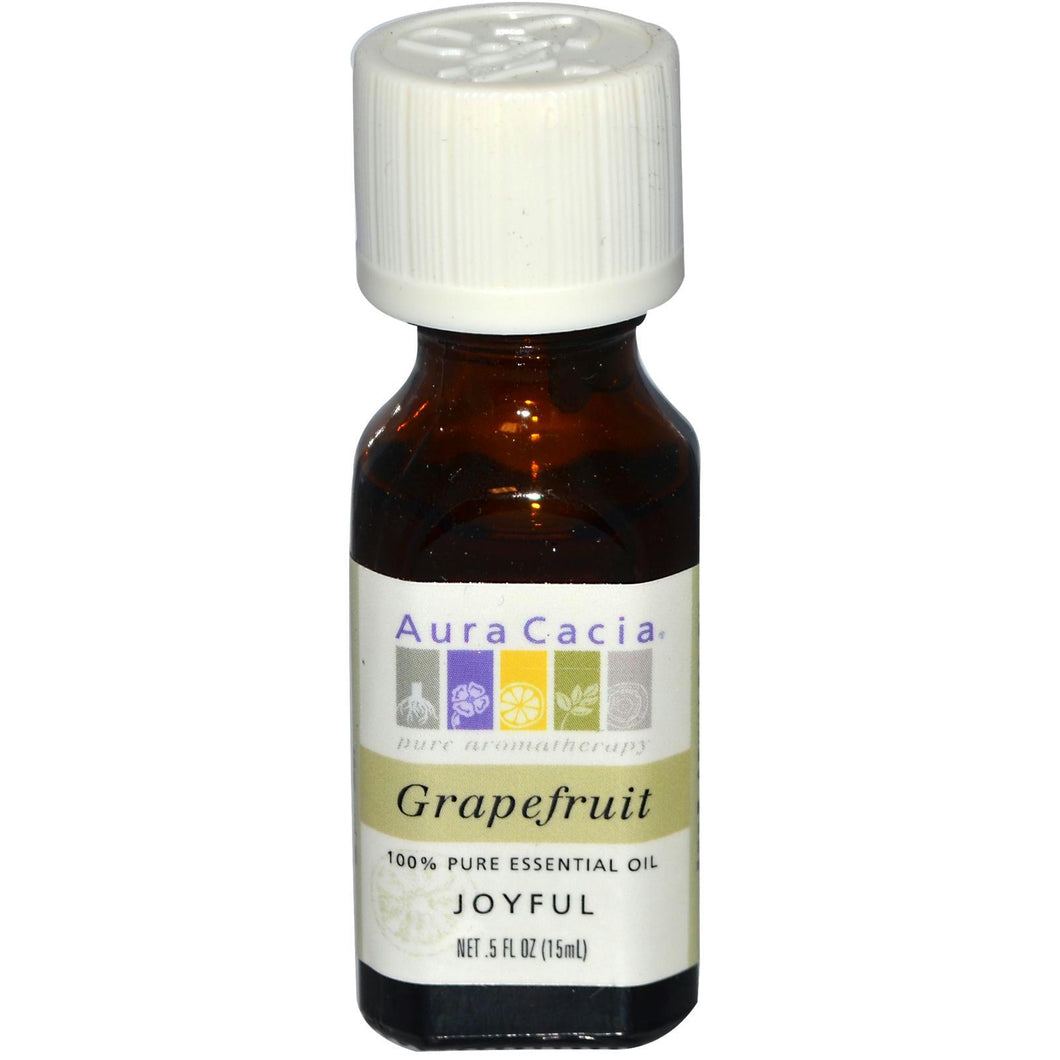 Aura Cacia Grapefruit Essential (1x0.5oz )