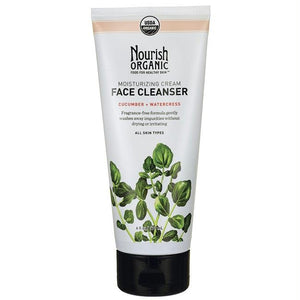 Nourish Face Cleanser Cream, Cucumber-watercress (1x6 Oz)