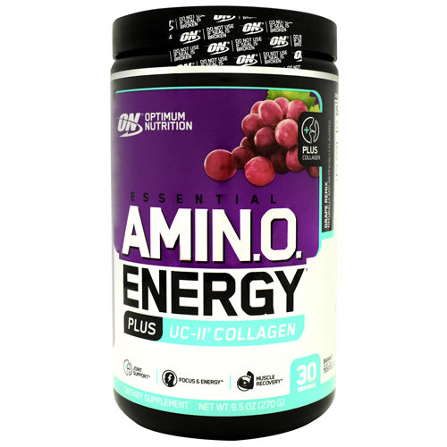Optimum Nutrition Essential Amino Energy Plus UC-II Collagen Grapefruit