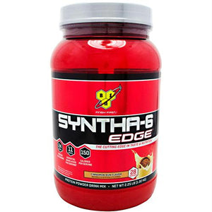 BSN Edge Syntha-6 Cinnamon Bun