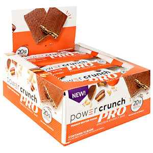Power Crunch Power Crunch Pro Peanut Butter Fudge