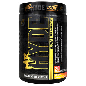 Pro Supps Mr. Hyde Icon Athena (Mango Citrus Warfare) - Gluten Free