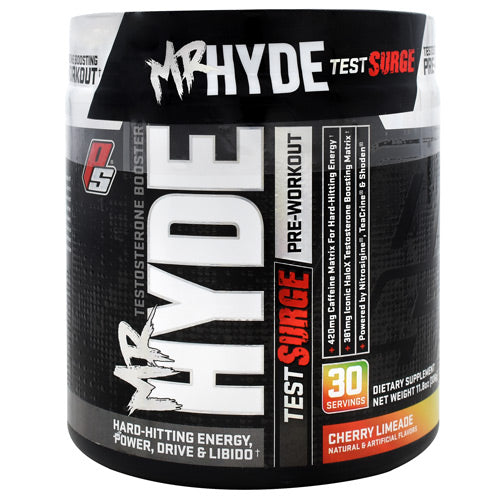 Pro Supps Mr. Hyde Test Surge Cherry Limeade