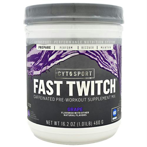 Cytosport Fast Twitch Grape