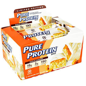 Pure Protein Pure Protein Bar Maple Caramel - Gluten Free