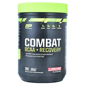 MusclePharm Combat Series Combat BCAA + Recovery Fruit Punch