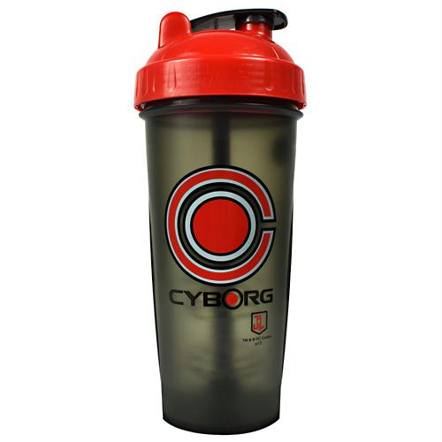 Perfectshaker Justice League Shaker Cup Cyborg