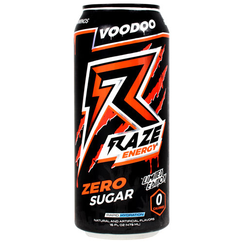 Repp Sports Limited Edition Raze Energy VooDoo