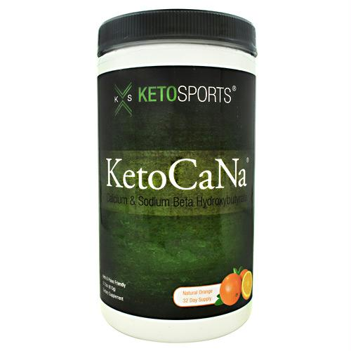 KetoSports KetoCaNa Natural Orange