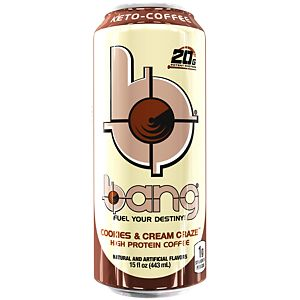 VPX Coffee Bang Cookies and Cream Craze