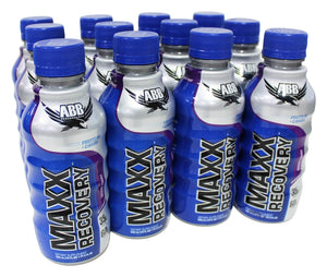 ABB Maxx Recovery Grape Frost 18oz, 12 Count