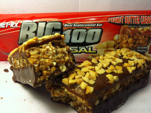 Met-Rx USA Big 100 Colossal Peanut Butter Caramel Crunch