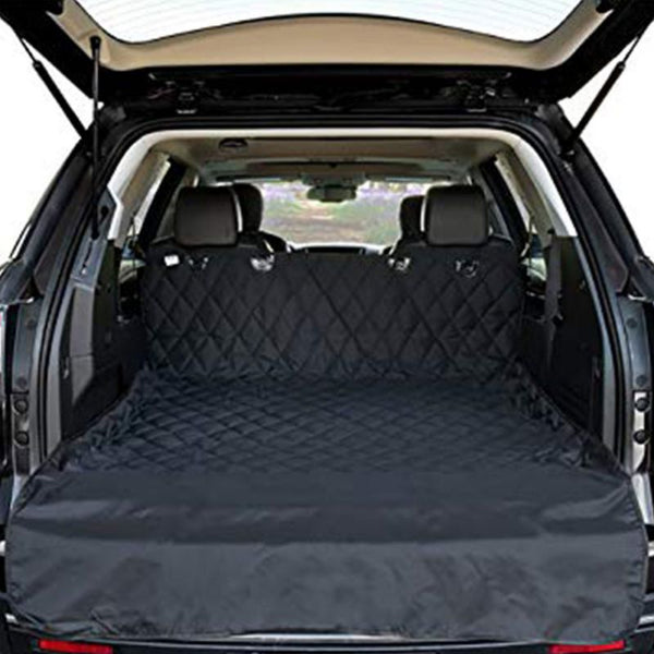 Car Trunk Mat Tarpaulin Waterproof Oxford Cloth Pet Dog Cat Back Seat Covers Rear Auto Pad Car Protection Blanket Cargo Liner