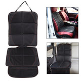 Car Seat Protector for Child Baby Safety Seat with Organizer Pockets,Vehicle Dog Cover Pad for SUV Sedan Leather Seats