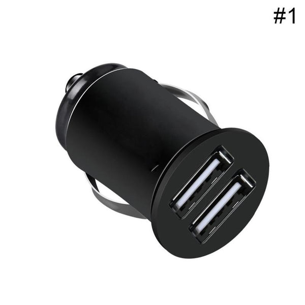 Car Charger Dual USB Car Charger Mini Dual Car Charger